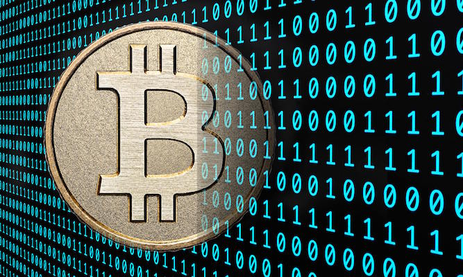 Blockchain Bitcoin Criptomoneda