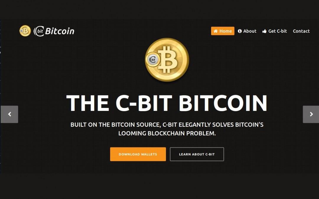 C-bit1 bitcoin classic core bifurcacion criptomoneda