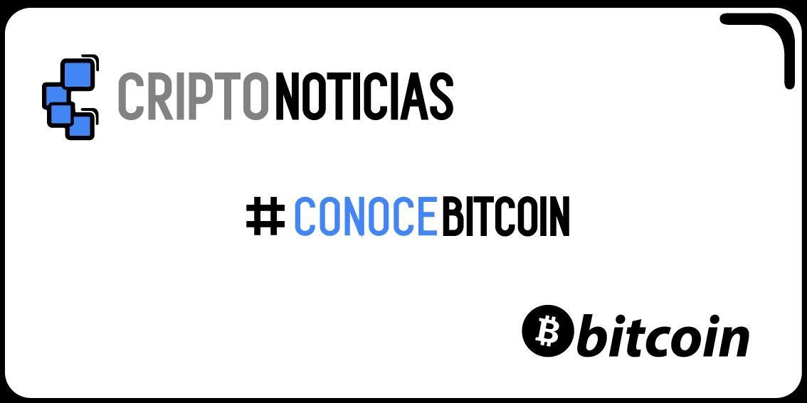 CriptoNoticias Campaña ConoceBitcoin