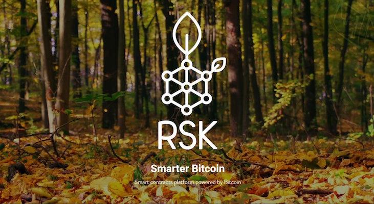 Rootstock Contratos Inteligentes Blockchain