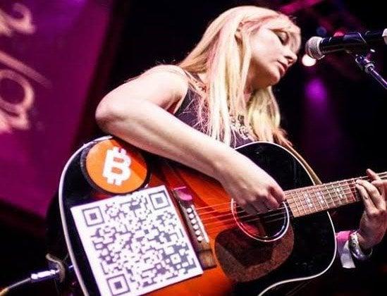 Bitcoin Música Singles Criptomonedas