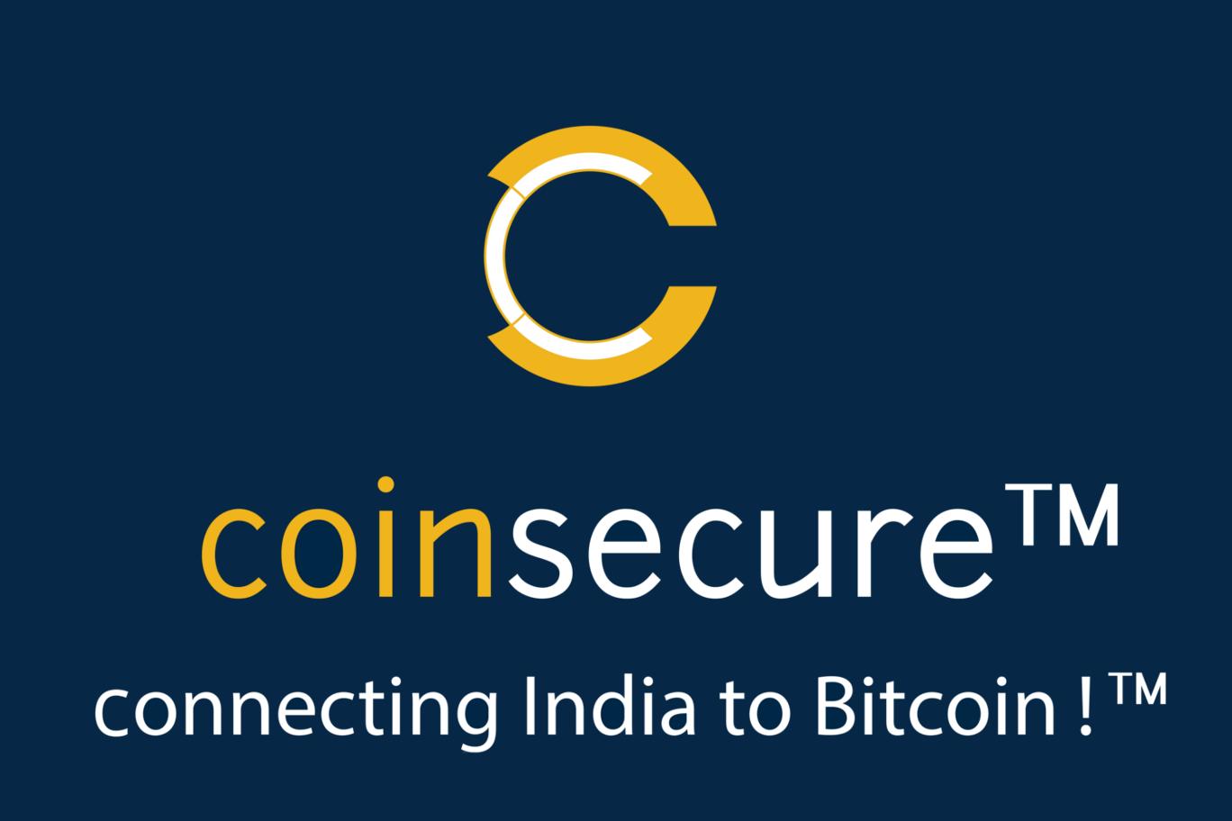 Coinsecure,India, Recaudación,Startup