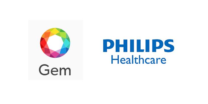 Gem Philips Plataforma Blockchain Sector Salud Sanitario