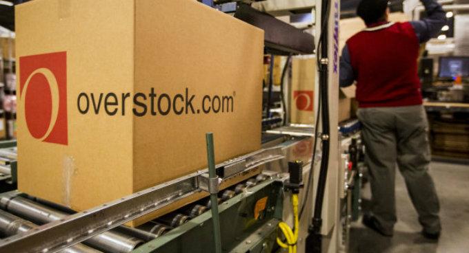 Envíos, Overstock, Empresas, Financiamiento