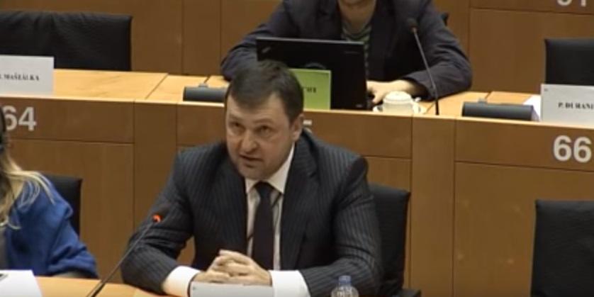 Unión Europea,Parlamento,Blockchain,Discurso