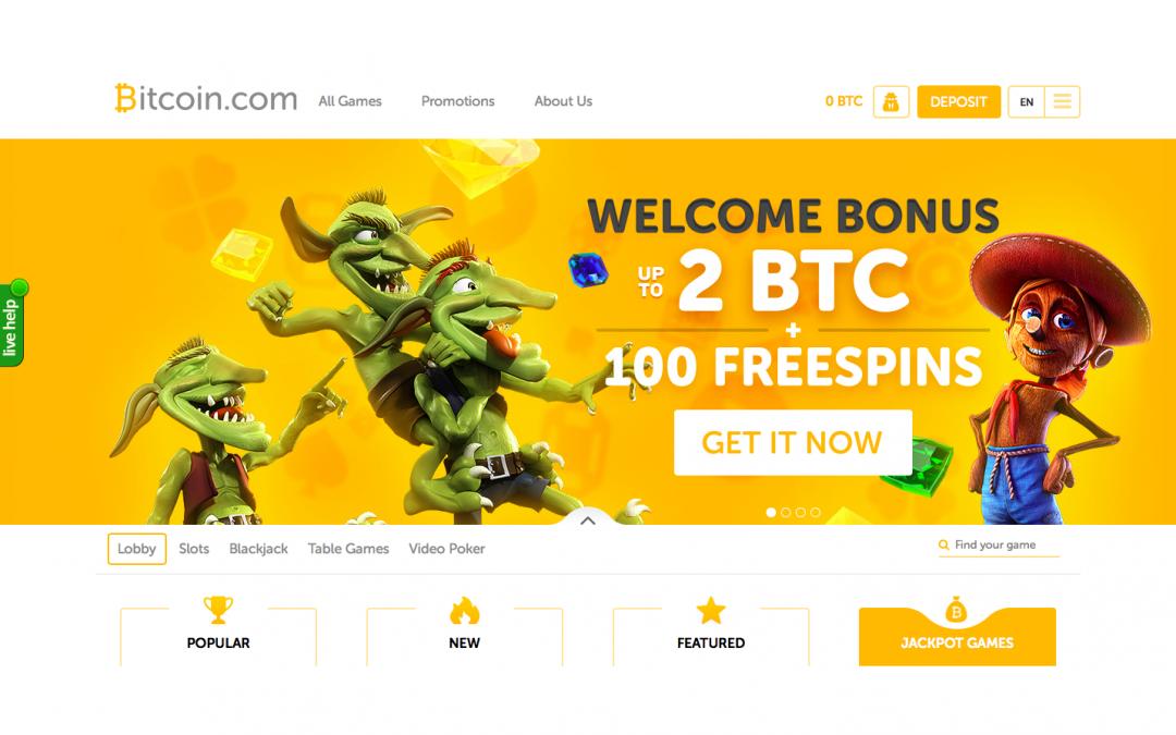 Bitcoin Casino Juegos Pagos Lanzamiento