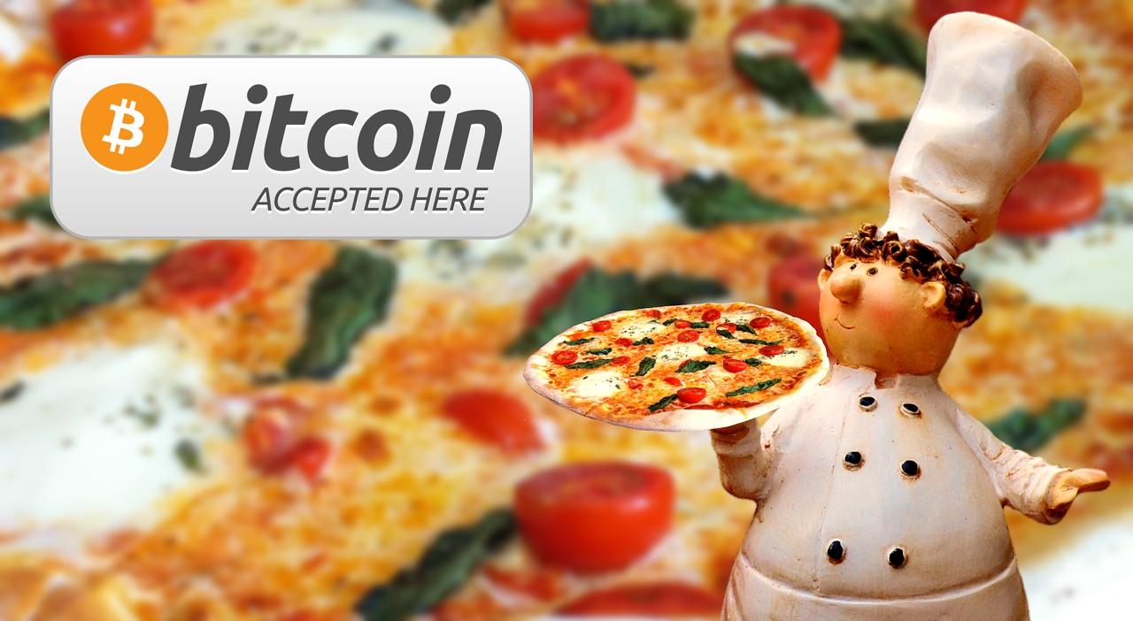 Pago bitcoins pizzas criptomonedas