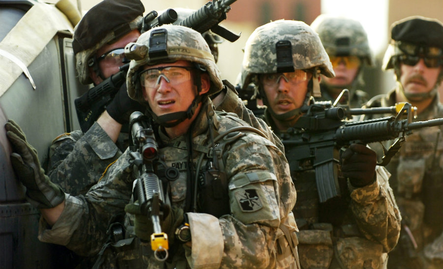 Guardia Nacional EEUU USA National Guard Bitcoin