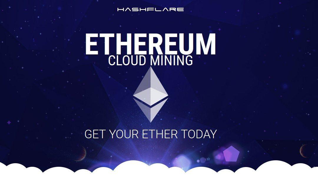 Hashflare Ethereum Mineria