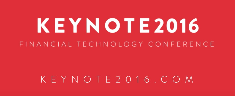 Keynote 2016 Eventos blockchain Fintech Dubai