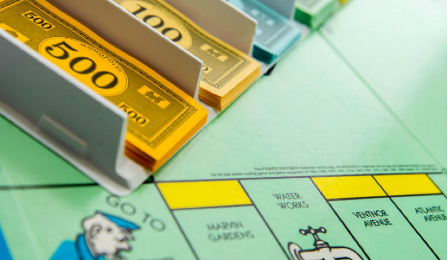 Monopoly Ethereum Blockchain Aplicaciones