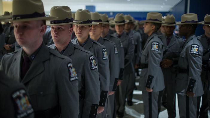 NYSP Policía Investigación Bitcoin Narcotráfico