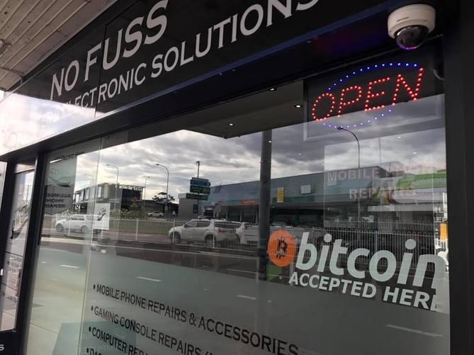 bitcoin mercato australia