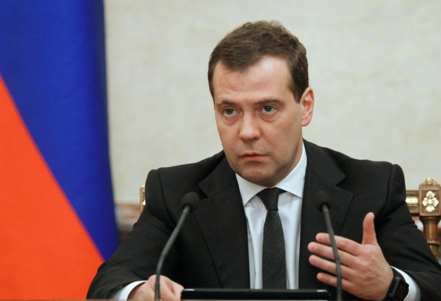 Rusia Primer ministro Regulación Tecnología