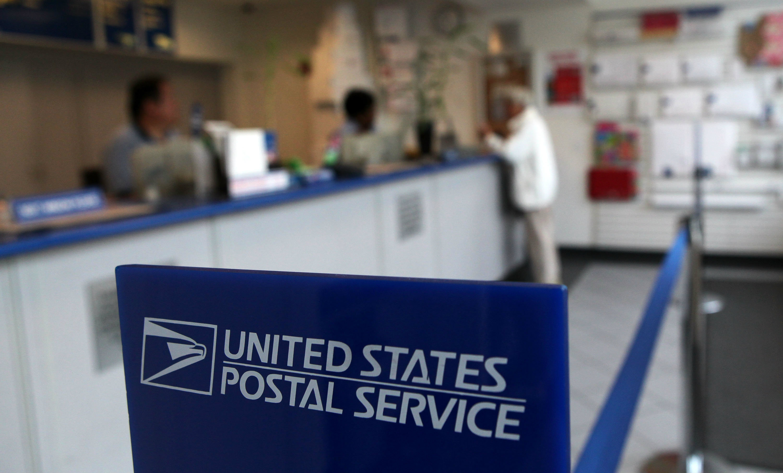 USPS Postal Service PostCoin Blockchain Aplicaciones