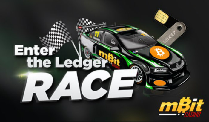 mBit Casino Casinos Enter the ledger Carteras Race