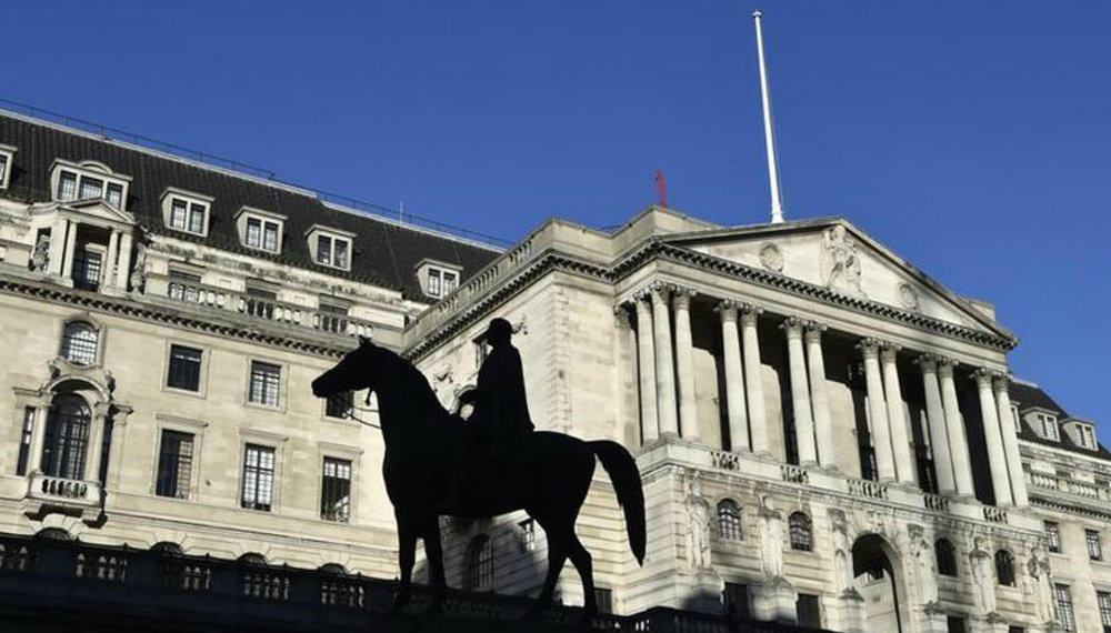 Banco Central Inglaterra Bank Of England Startup Blockchain Bitcoin Fintech