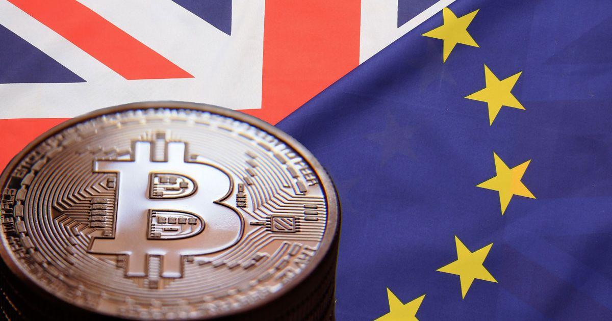 Bitcoin precio referendo reino unido UE