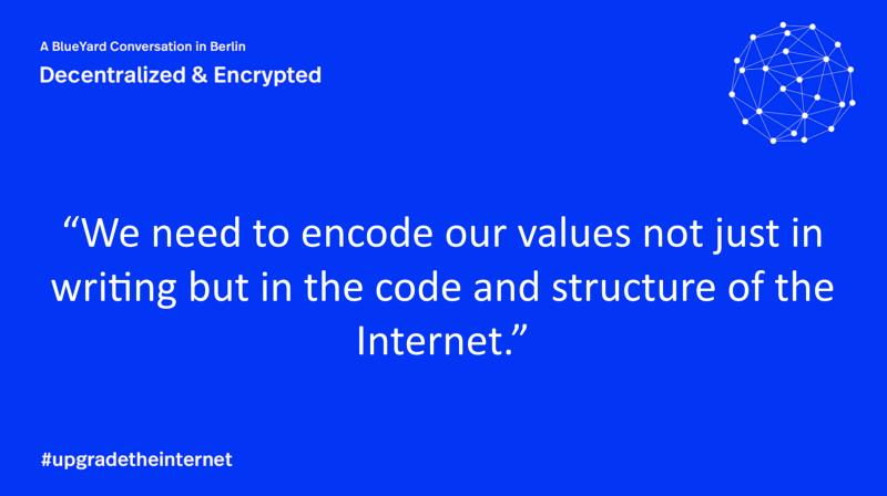 Decentralized Encrypted Snowden_Conferencia Blockchain Evento