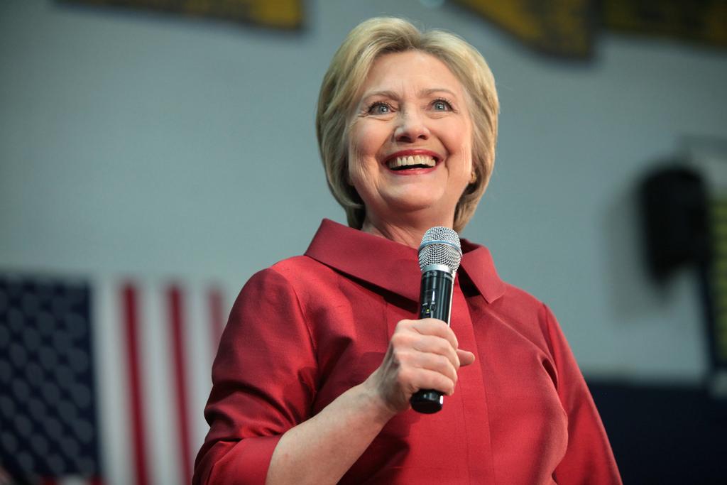 Clinton agenda presidencial