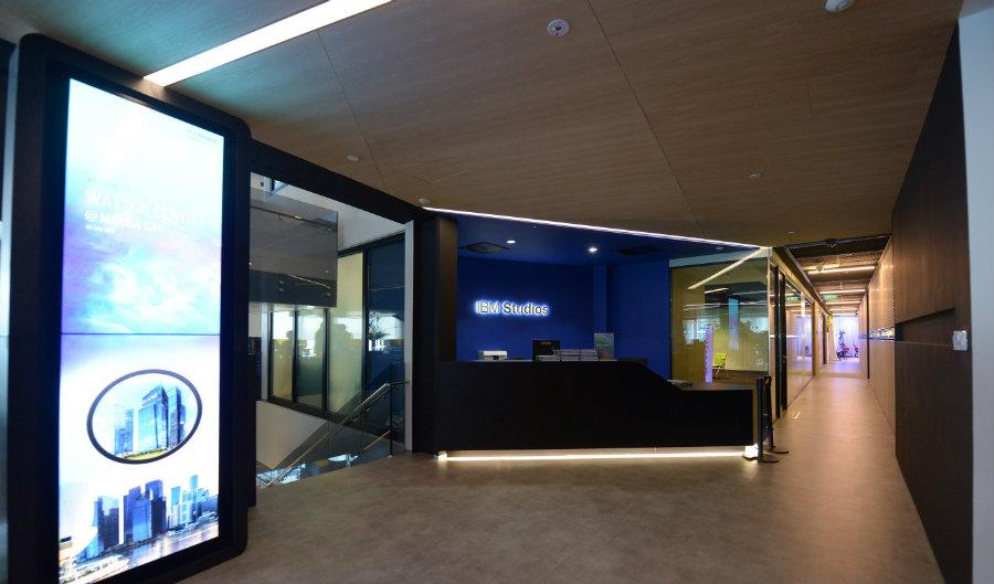 IBM Singapur Watson Centre Empresas Investigacion