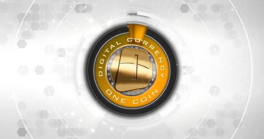 OneCoin Wikipedia Criptomoneda Ponzi Estafa Bloqueo