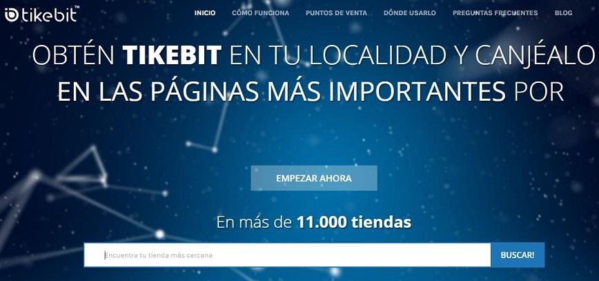 Tikebit Blockchain Bit2Me Spain Bitcoin Casa de Cambio