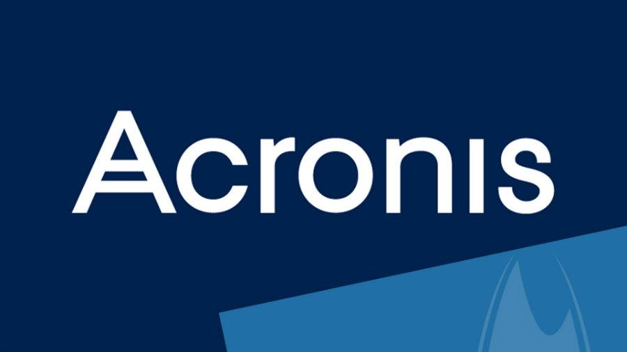 Acronis Blockchain Almacenamiento Aplicaciones