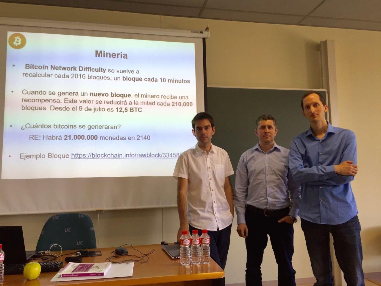 Airbitz Cartera Bitcoin Blockchain Universidad Cantabria
