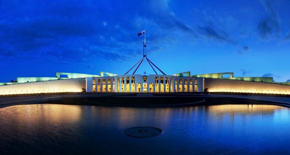 Australia Corrupcion Flux Partido Politica Blockchain Sistema