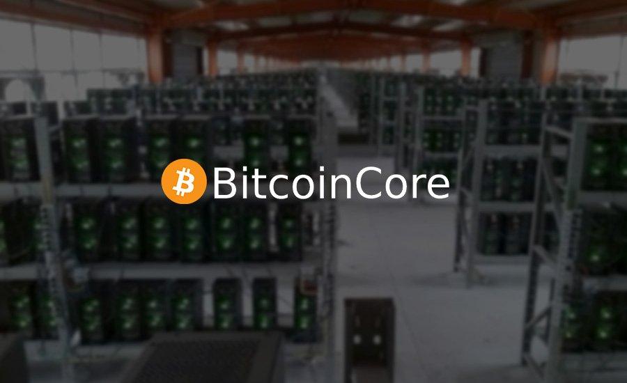 Bitcoin Core Bitcoin Escalabilidad Evento Mineria Software