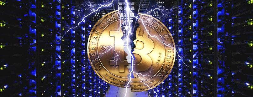 Bitcoin Recompensa Minería