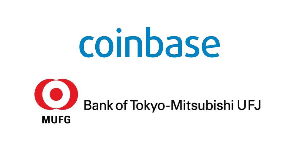 Coinbase Alianza Banco Tokio Mitsubishi UFJ Japón