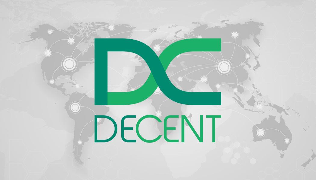 DECENT Plataforma Blockchain Información Contenidos