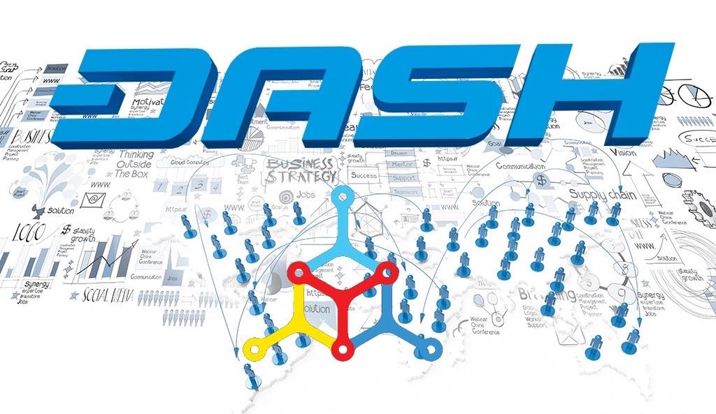 Dash Mycelium Monedero Blockchain