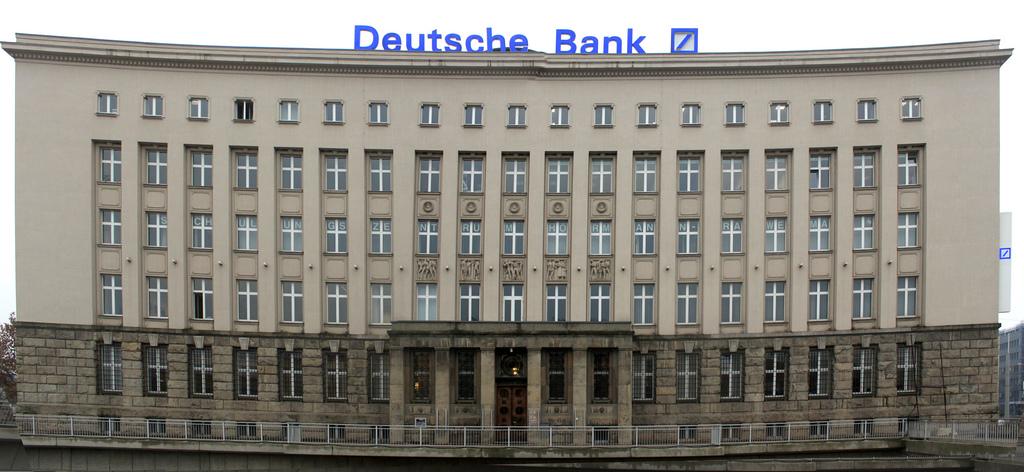 Banco alemán revolución blockchain