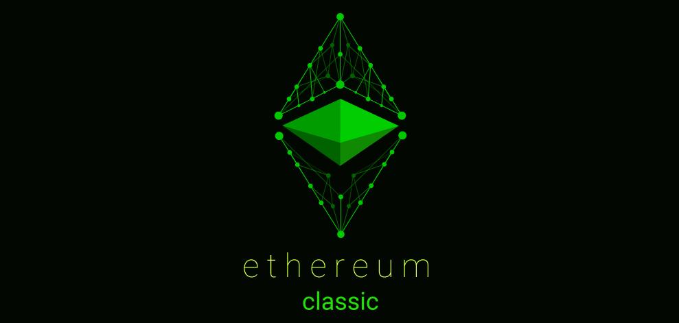 Ethereum Classic Minería Comercio Criptomoneda