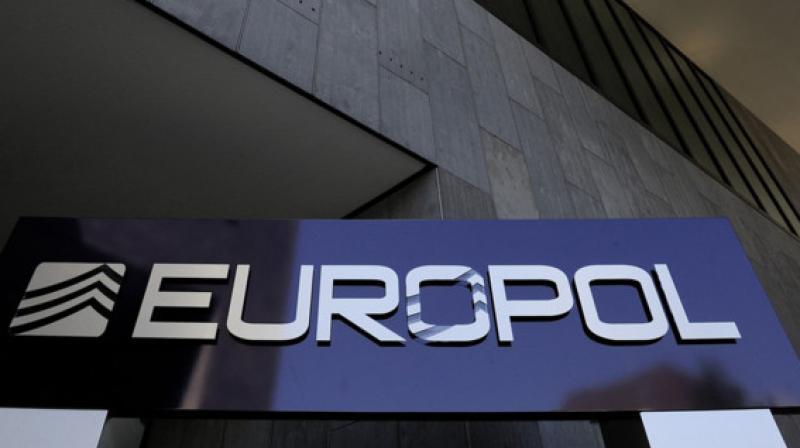 Europol Evento Bitcoin Criptomonedas Crímenes