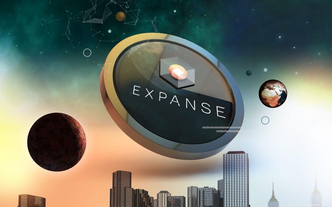 Expanse Boderless.Tech Gobierno Blockchain
