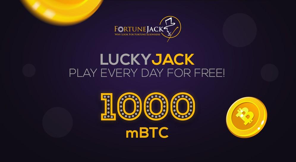 FortuneJack Casino LuckyJack Juegos Apuestas Bitcoin