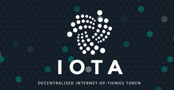 IOTA Plataforma IoT Internet de las Cosas Tangle