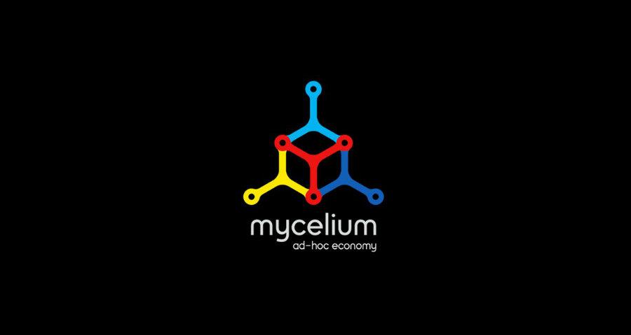 Mycelium Waves Blockchain Tecnología Bitcoin Alianza Empresas