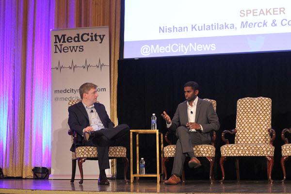 Nishan Kulatilaka_Merck_Evento_MedCityConverge
