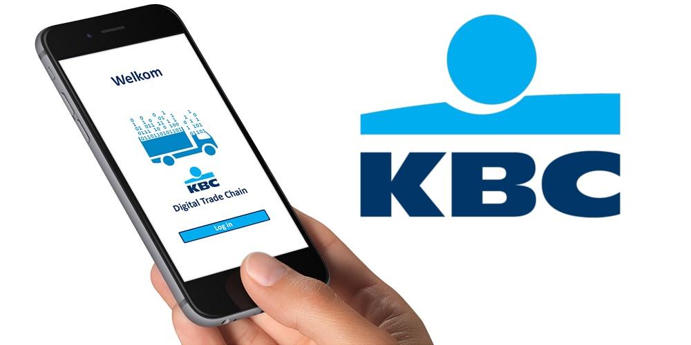 KBC Cegeka DTC Plataforma Comercio Tecnología Blockchain