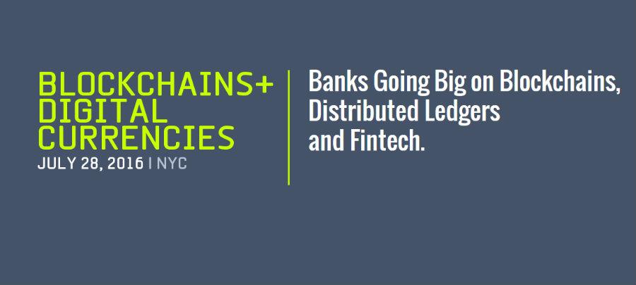 Blockchain Evento NYC Bancos