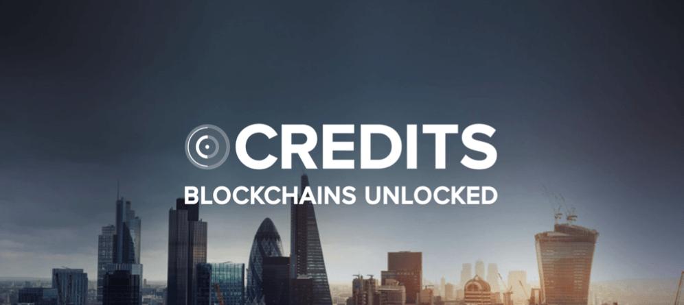 Credits Reino Unido Tecnologia Blockchain Servicios Públicos
