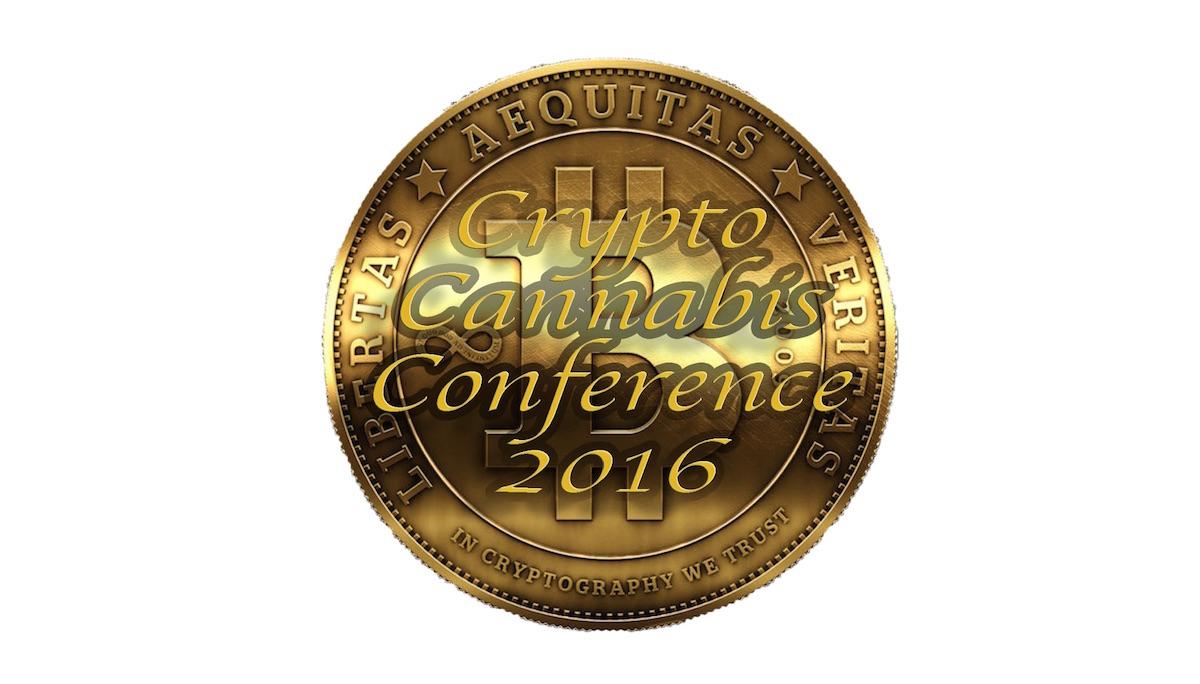 Conferencia Cryptocannabis 2016