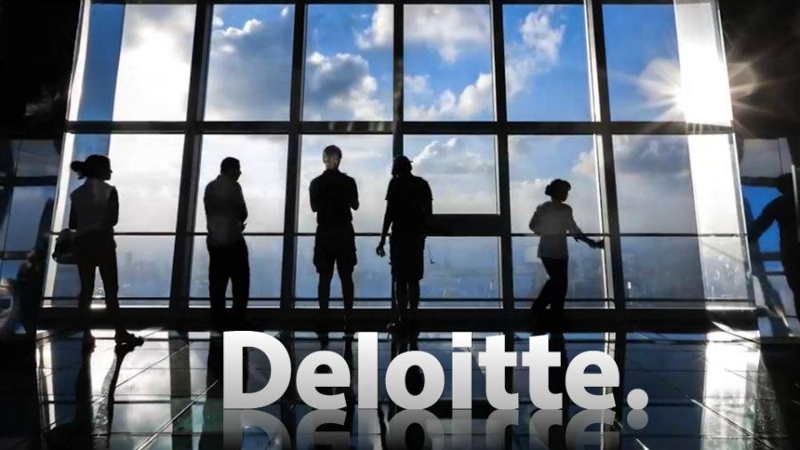 Deloitte Tecnologia Bitcoin Estadios