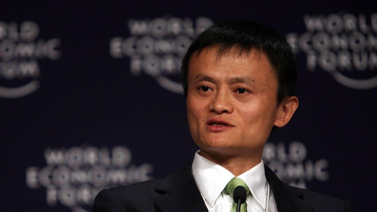 Jack Ma Alibaba Tecnologia Blockchain Donaciones China