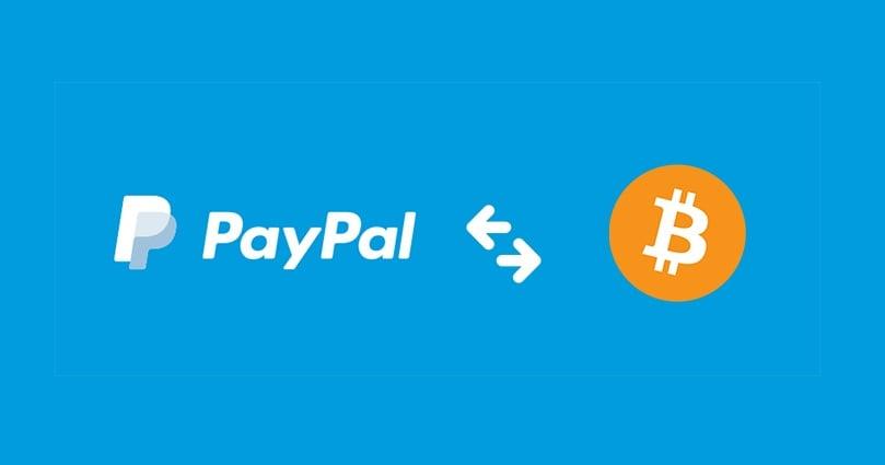 Plataformas Intercambio PayPal Bitcoin